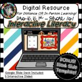 Interactive Digital Literacy Skills SHORT /e/ NOVEMBER
