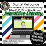 Interactive Digital Literacy Skills SHORT /u/ DECEMBER