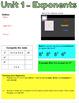 Interactive Digital Math Notebook - GOOGLE DRIVE!