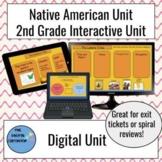 Interactive Digital Native American Unit