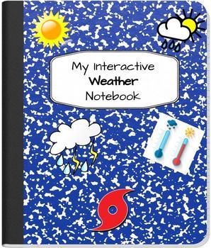 Interactive Digital Notebook: Atmosphere- Google Classroom Resource