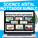 Science Digital Notebooks (Distance Learning)