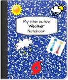 Interactive Digital Notebook: Severe Weather- Google Class