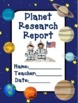 Planet Report Interactive Notebook Google Drive Activities