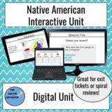 Interactive Digital Virginia Native American Unit