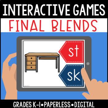 Final Blends Interactive, Digital and Paperless Games