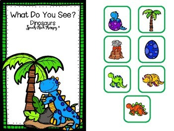 Interactive Dinosaur Activities for Speech Therapy