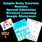Interactive Distance Learning Create your Own Daily Exerci