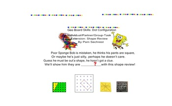 Interactive Dot Configuration: Geoboards, Braille and Pac Man!