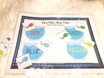 Interactive Activities for Speech Therapy (Dr. Seuss Inspired)