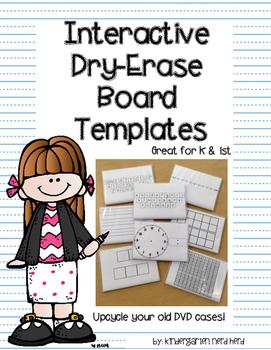 Interactive Dry-Erase Board Templates