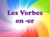 Interactive ER Verbs Practice