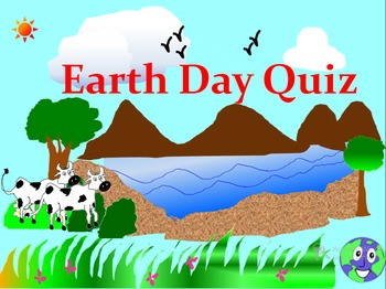 Interactive Earth Day Quiz