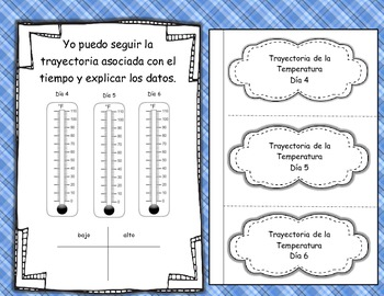 Interactive Earth Science Notebook Spanish