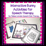Interactive Easter Activities for Speech Therapy