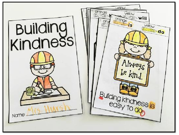 Interactive Easy Reader - Building Kindness