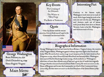 "Interactive eBook - The American Revolution - ""Tales of the Revolution"""