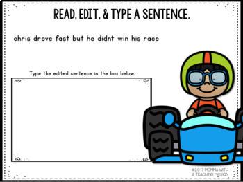 Interactive Edit a Sentence April