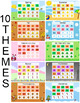 Interactive SMARTBoard Hundreds Chart – Edit the chart size, patterns & numbers