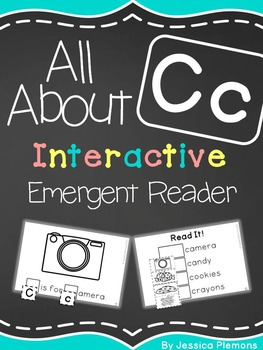 Interactive Emergent Reader: All About C