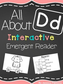 Interactive Emergent Reader: All About D