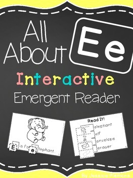 Interactive Emergent Reader: All About E