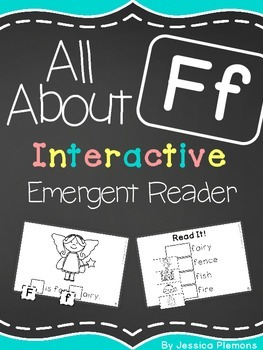 Interactive Emergent Reader: All About F