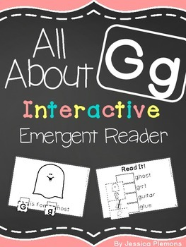 Interactive Emergent Reader: All About G