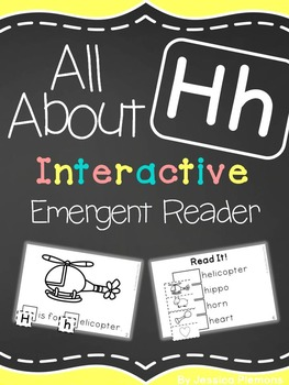 Interactive Emergent Reader: All About H