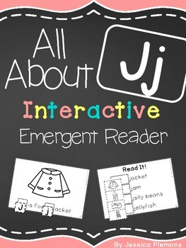 Interactive Emergent Reader: All About J