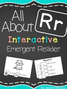 Interactive Emergent Reader: All About R
