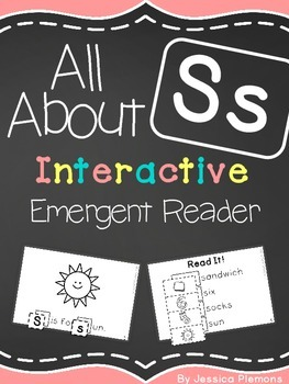 Interactive Emergent Reader: All About S
