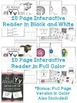 Interactive Emergent Reader: All About Y