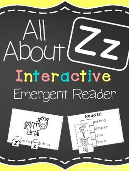 Interactive Emergent Reader: All About Z
