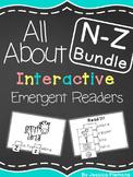 Interactive Emergent Readers: N-Z