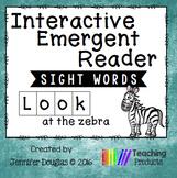 Sight Word Emergent Reader - Sight Word LOOK