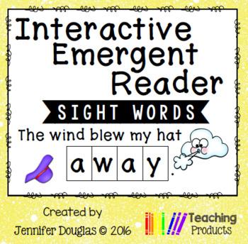 Emergent Reader - Sight Word AWAY
