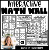Interactive Equation for Math Walls