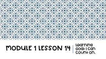 Interactive Eureka PPT: Grade 1 Module 1 Lesson 14
