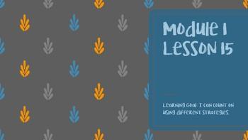 Interactive Eureka PPT: Grade 1 Module 1 Lesson 15
