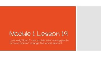 Interactive Eureka PPT: Grade 1 Module 1 Lesson 19