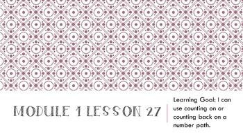 Interactive Eureka PPT: Grade 1 Module 1 Lesson 27