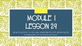 Interactive Eureka PPT: Grade 1 Module 1 Lesson 29