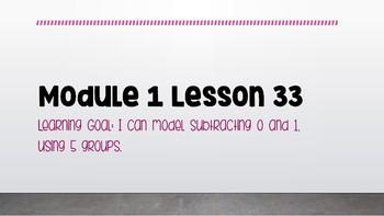 Interactive Eureka PPT: Grade 1 Module 1 Lesson 33