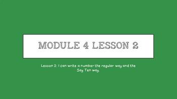 Interactive Eureka PPT: Grade 1 Module 4 Lesson 2