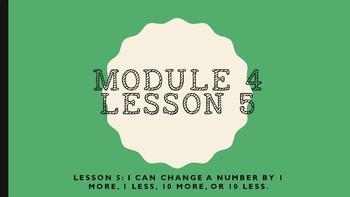 Interactive Eureka PPT: Grade 1 Module 4 Lesson 5