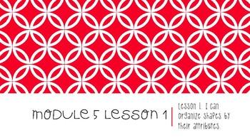 Interactive Eureka PPT: Grade 1 Module 5 Lesson 1