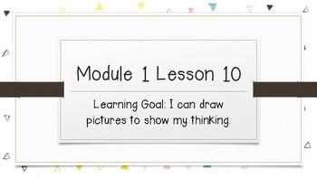 Interactive Eureka PPT: Grade 1 Module  Lesson 10
