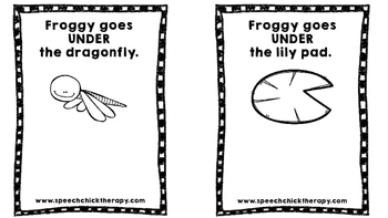 "Interactive ""FROGGY"" Concept Booklet-UNDER"