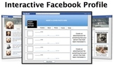 Interactive Facebook Profile
